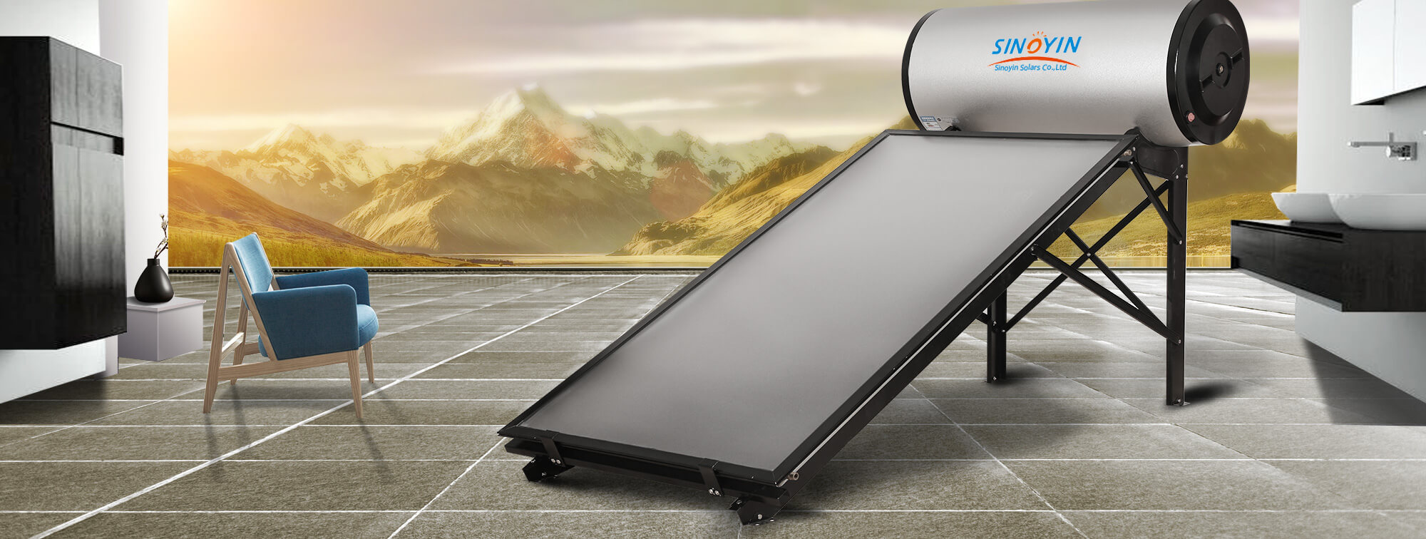 High-End Flat Solar Collector Advocates